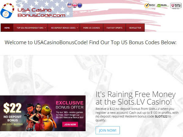 USA Friendly Casino Sites